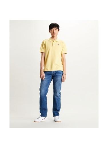 Levi's® Erkek Polo Yaka Tişört Original Batwing 85633-0015 Sarı